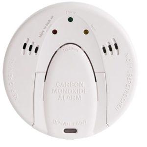 SimpliSafe CO detector
