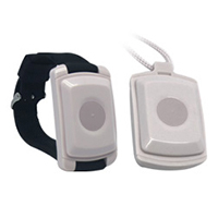 Life alert wearable alarm