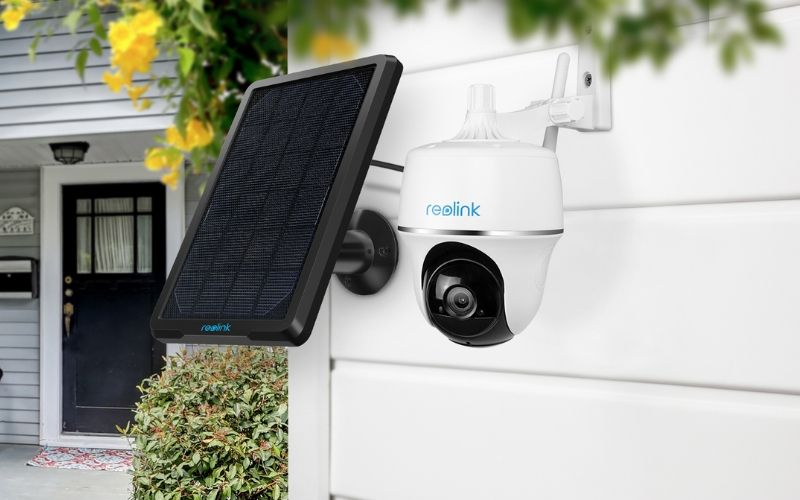 The Best Solar Powered Security Cameras Of 2021 Safewise