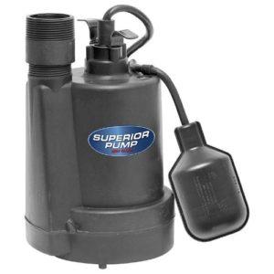 Superior 92250 sump pump