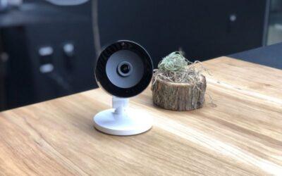 Frontpoint camera