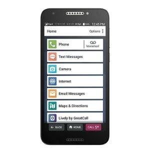 Jitterbug Smart2 cellphone for seniors