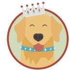 Silliest Pets Dog Illustration