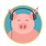 Silliest Pets Pig Illustration