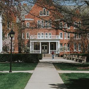 Wheaton College in Wheaton, IL