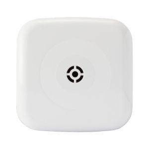 Abode smoke alarm monitor