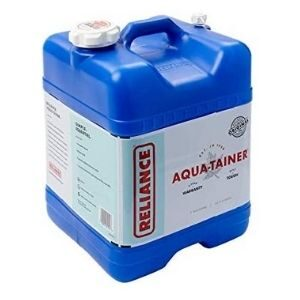 Reliance Products Aqua-Tainer 7 gallon rigid water tank