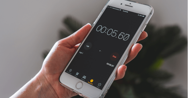 hours on the phone
