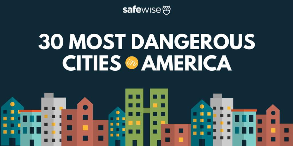 30 most dangerous cities in america 2015