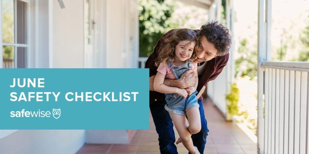 June Safety Checklist