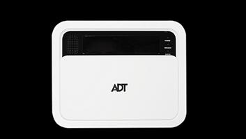 ADT keypad