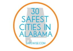 30 Safest Cities in Alabama