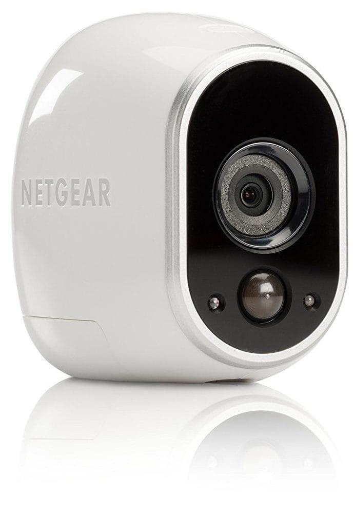 arlo brand security camera