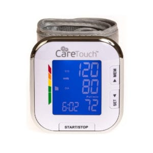 Care Touch Fully Automatic Wrist Blood Pressure