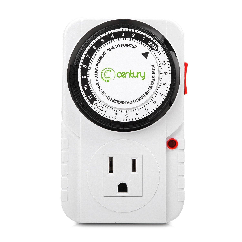 Century 24 Hour Plug-in Timeer