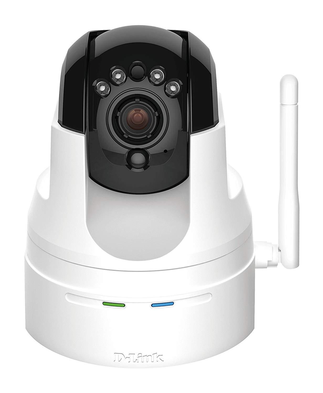 D-Link Pan and Tilt Camera