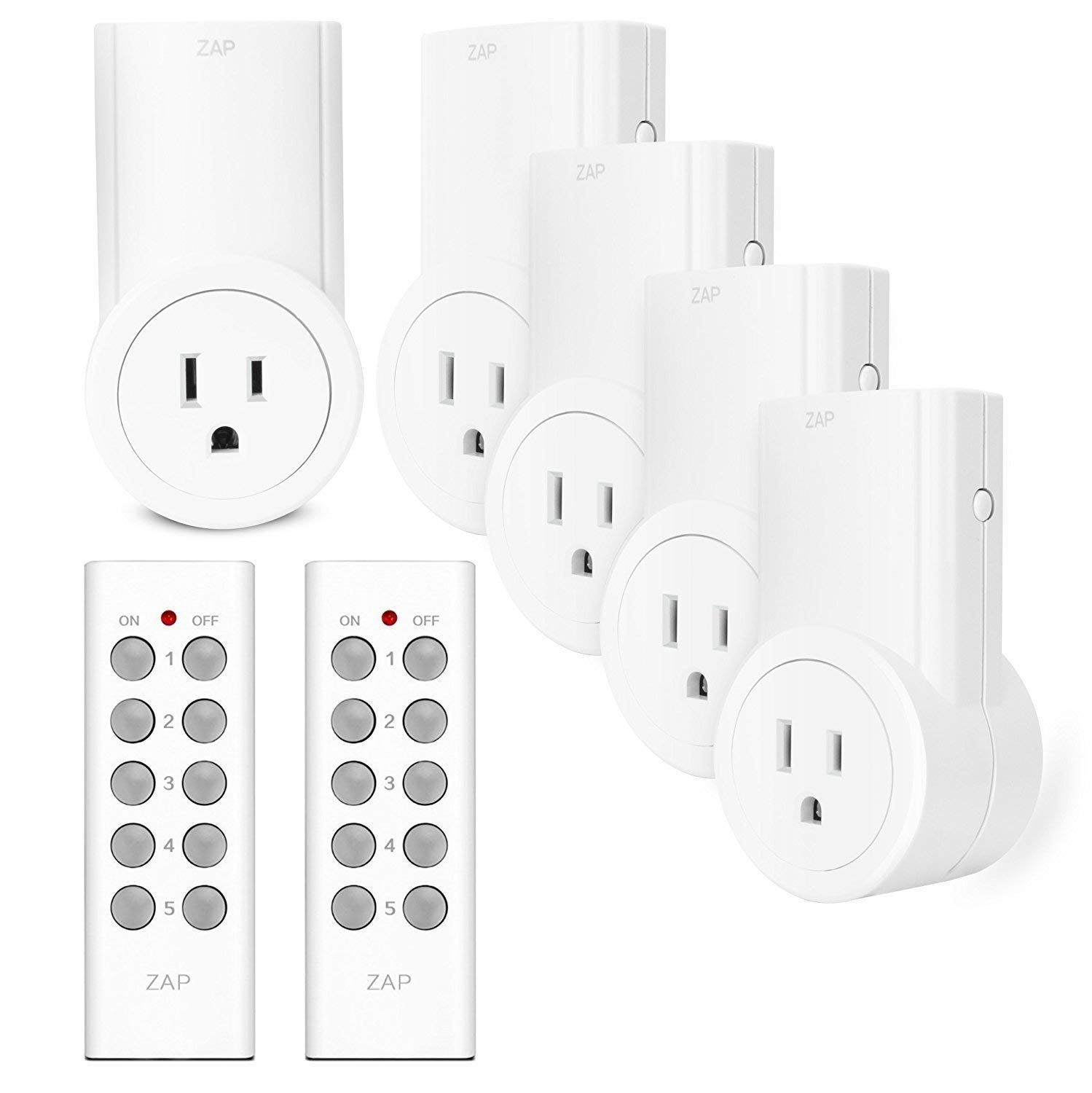 wireless outlet light switches
