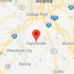 Fayetteville Ga Zip Code Map.Georgia S 50 Safest Cities Of 2019 Safewise