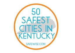 Safest Cities in KY