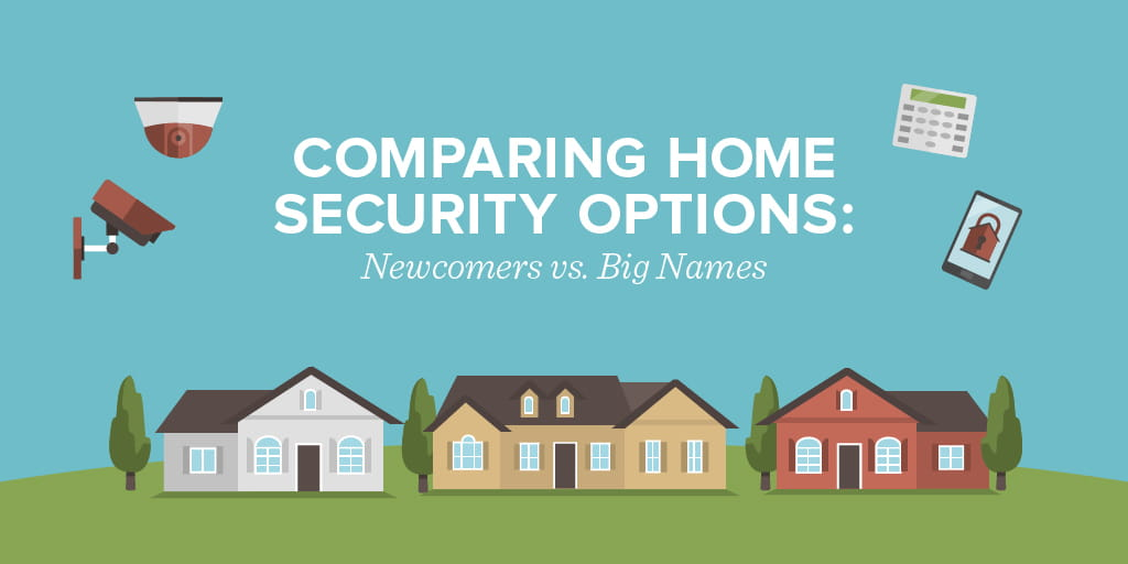 Comparing Home Security Options