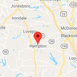 Hampton, Georgia