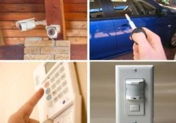 Home security products to protect your home and family