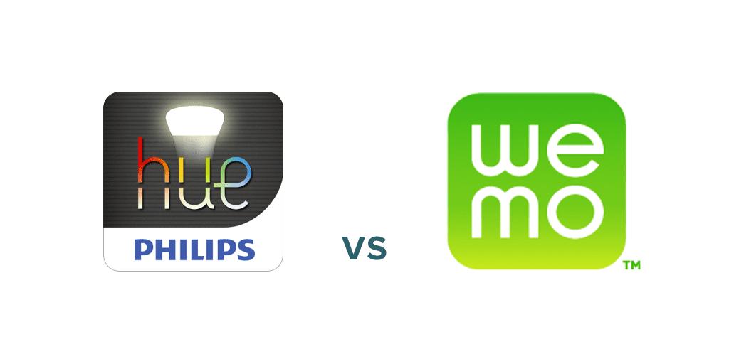 Hue vs WeMo