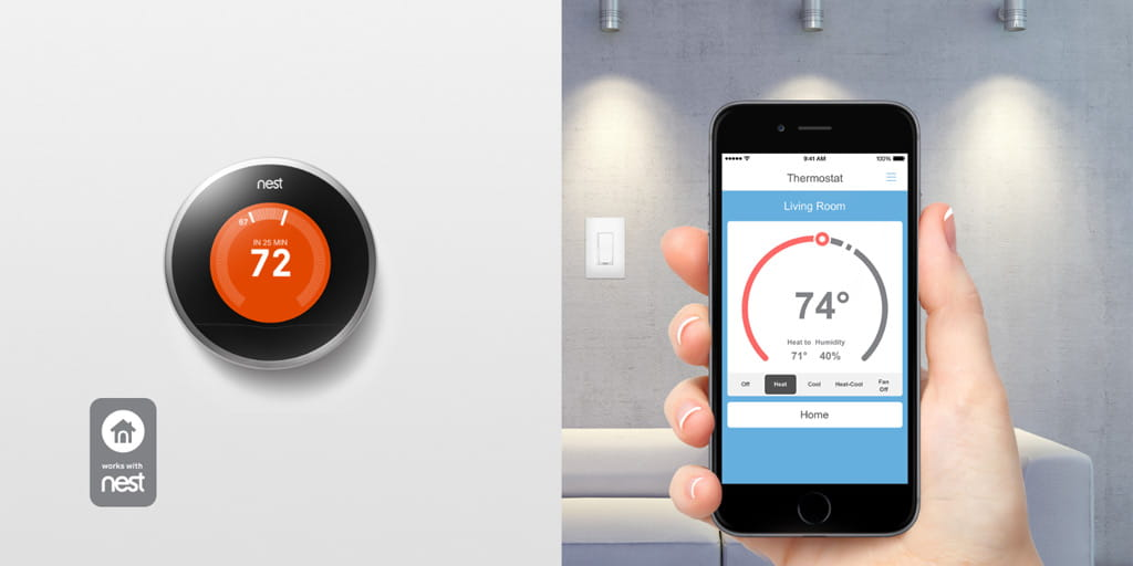 Insteon home automation works with Nest