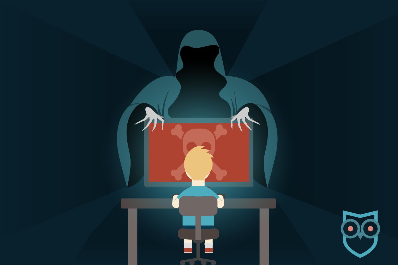 Image result for internet dangers to kids