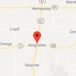 Kingfisher, Oklahoma