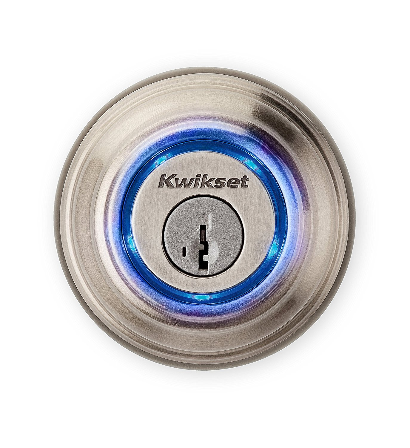 Kwikset brand bluetooth door lock