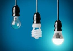 Save money by switching to LED