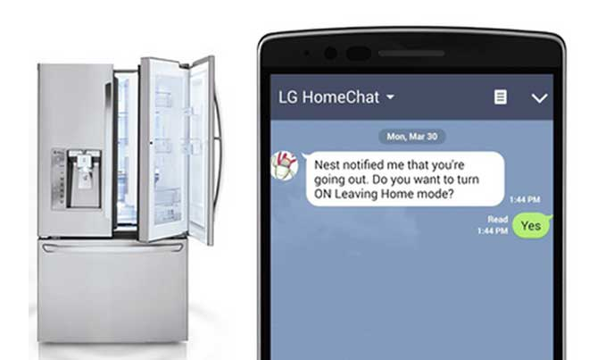 LGHomeChat