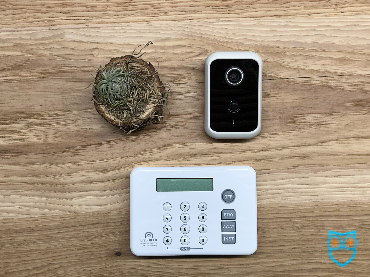 LifeShield System + Camera