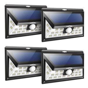 Litom Outdoor Solar Security Light