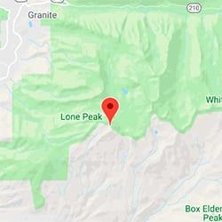 Lone Peak, Utah