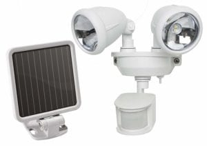 MAXSA Motion Activated Security Light