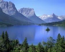 scenic photo of montana