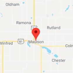 Madison, South Dakota