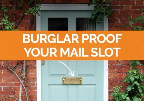 Burglar proof your front door