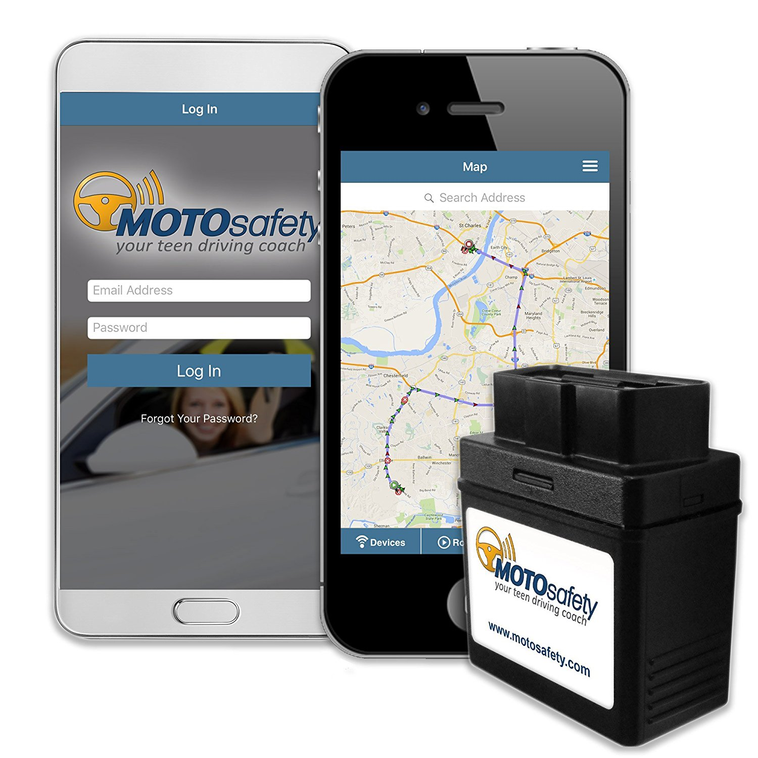 Gps Tracking Devices For Cars >> The Best Gps Vehicle Trackers Safewise
