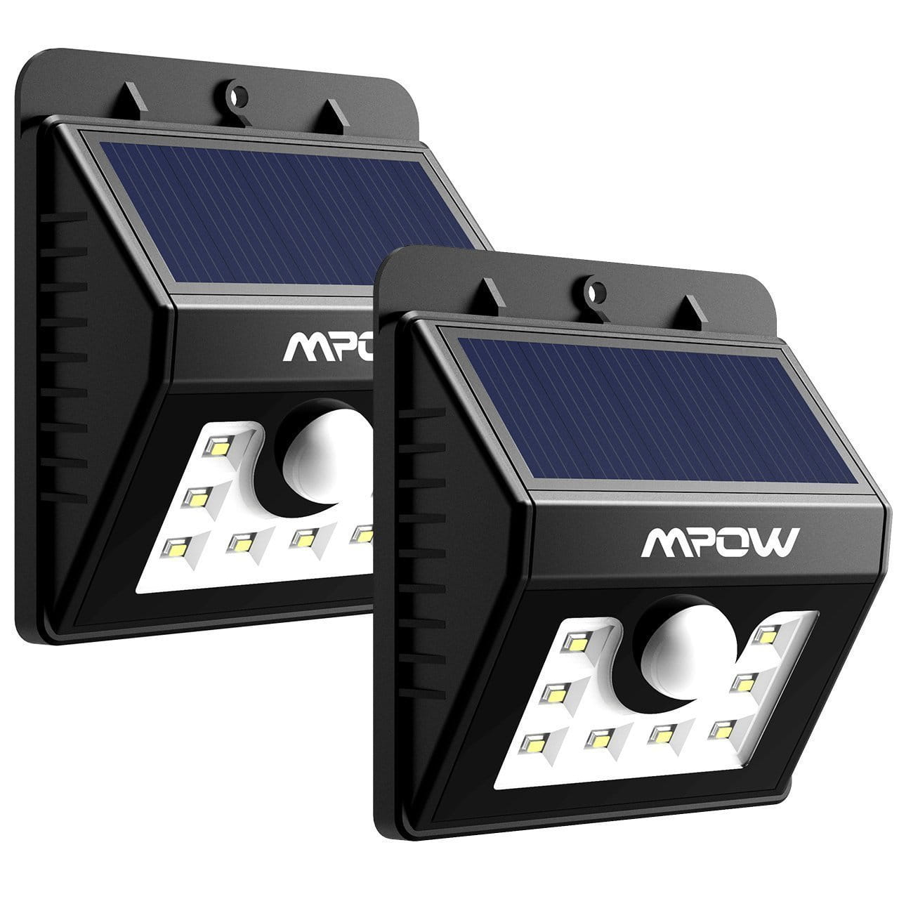 mpow solar lights for outdoor use