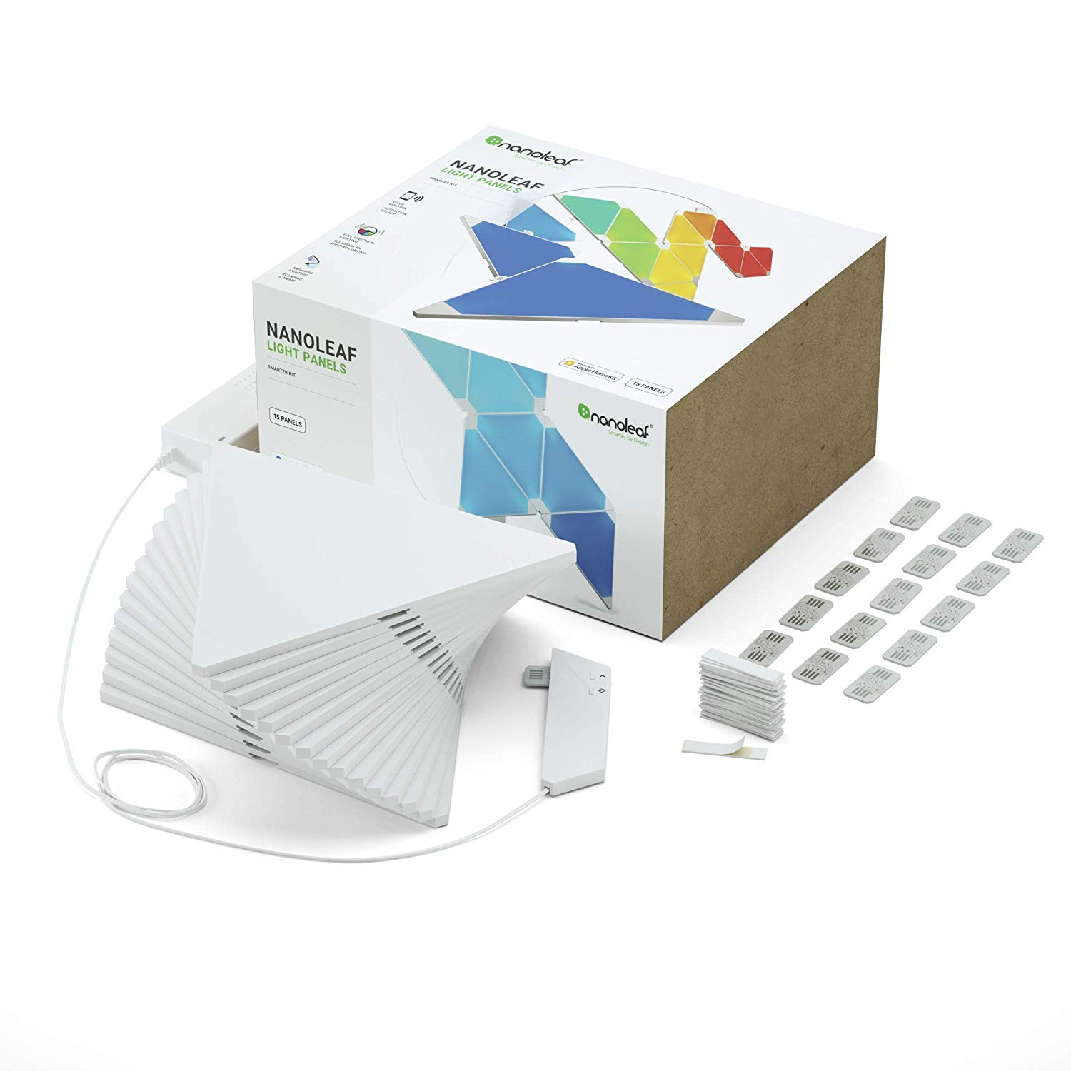 Nanoleaf Rhythm Edition Starter Kit