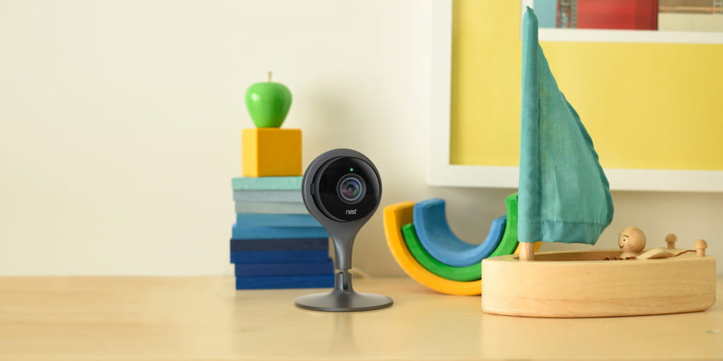 NestCam is one of the best wi-fi security cameras available