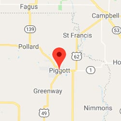 Piggott, Arkansas