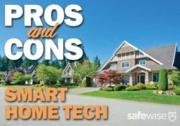 Pros and Cons to smart home technology