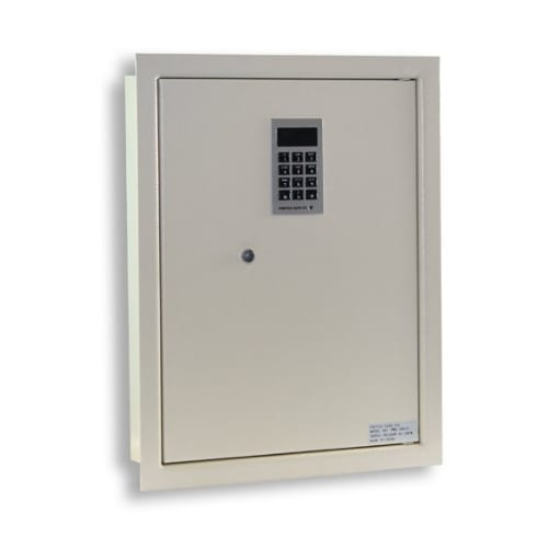 Protex Electronic Wall Safe (1)