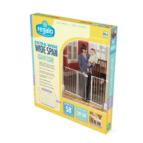 product image of regalo safety gate