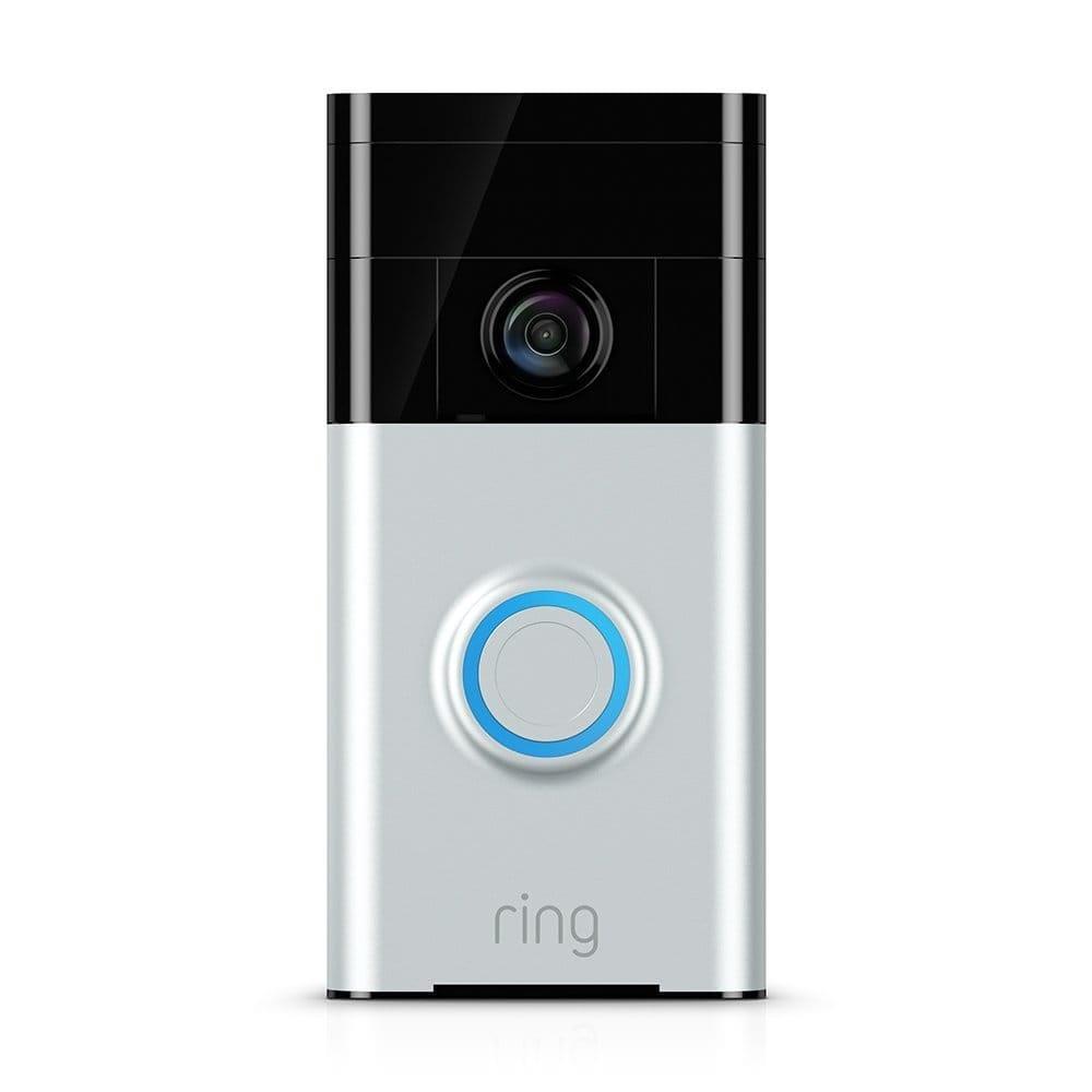 ring smart video doorbell camera