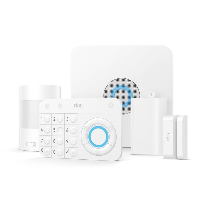 Ring Security 5-piece Kit